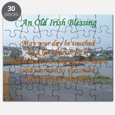Old Irish Blessing #4 Puzzle