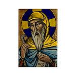 Saint Tokig Rectangle Magnet (10 pack)