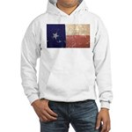 Texas State Flag Hooded Sweatshirt