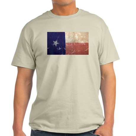 Texas State Flag Light T-Shirt