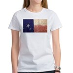 Texas State Flag Women's T-Shirt