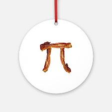 BaconPi.jpg Ornament (Round)