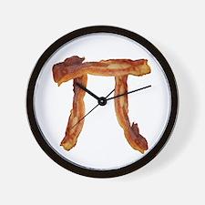 BaconPi.jpg Wall Clock