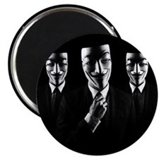 We are anonymous Magnets