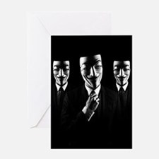 We are anonymous Greeting Cards