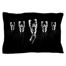 We are anonymous Pillow Case