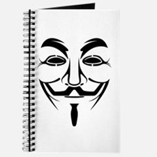 Guy Fawkes Stencil Journal