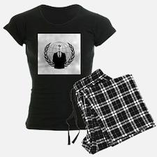 Anonymous Seal Pajamas