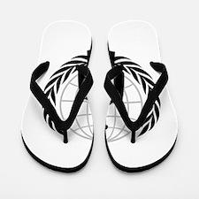 Anonymous Seal Flip Flops