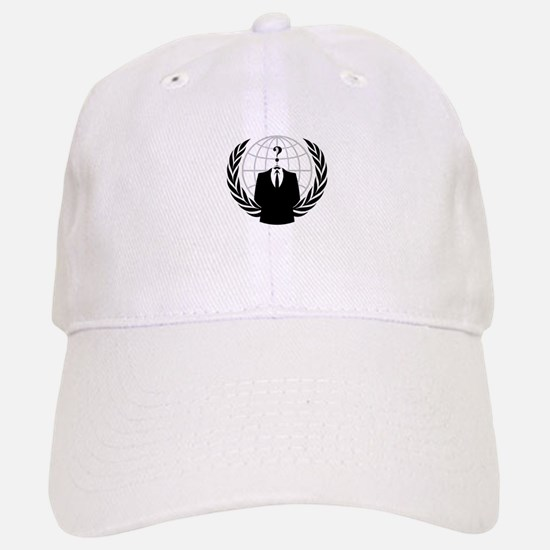 Anonymous Seal Baseball Baseball Baseball Cap