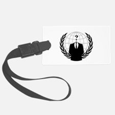 Anonymous Seal Luggage Tag