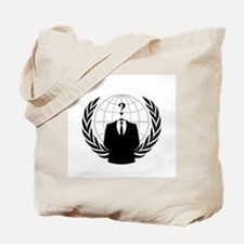 Anonymous Seal Tote Bag