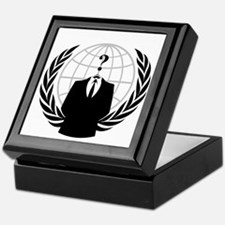Anonymous Seal Keepsake Box