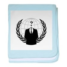 Anonymous Seal baby blanket