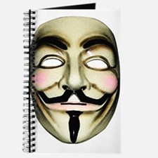 Guy Fawkes Mask Journal