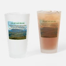 Old Irish Blessing #2 Drinking Glass