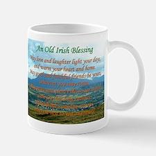 Old Irish Blessing #2 Mugs