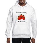 Strawberry Junkie Hooded Sweatshirt