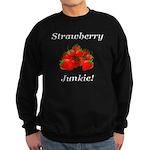 Strawberry Junkie Sweatshirt (dark)
