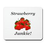 Strawberry Junkie Mousepad