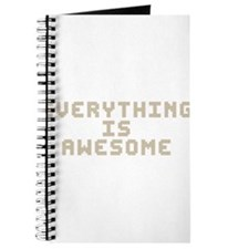 Everything Is Awesome Journal