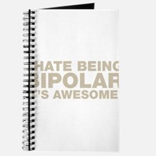 I Hate Being Bipolar Journal