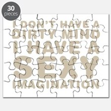 I Dont Have A Dirty Mind Puzzle