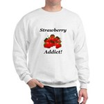 Strawberry Addict Sweatshirt