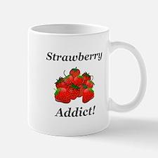 Strawberry Addict Mug