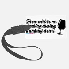 There will be no working during drinking hours. Lu