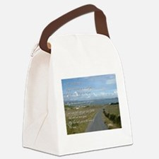 Old Irish Blessing #1 Canvas Lunch Bag