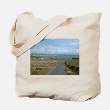 Old Irish Blessing #1 Tote Bag