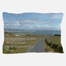 Old Irish Blessing #1 Pillow Case