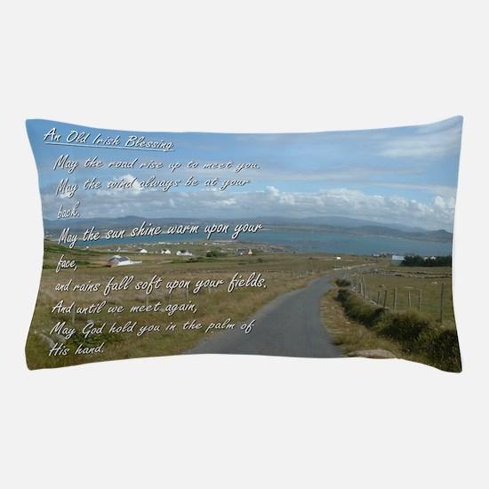 Old Irish Blessing #1 Pillow Case