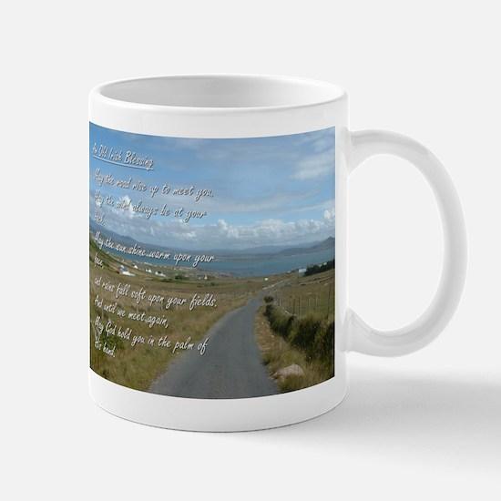 Old Irish Blessing #1 Mugs