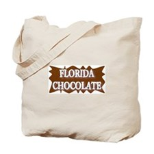 FLORIDA CHOCOLATE Tote Bag