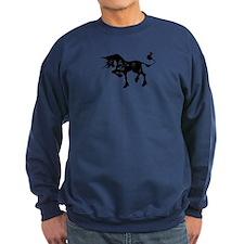Filigree Unicorn Sweatshirt