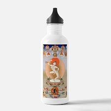 Vintage Tibetan Art Water Bottle