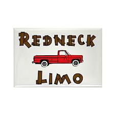 Redneck Rectangle Magnet