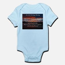 Irish Marriage Blessing Body Suit
