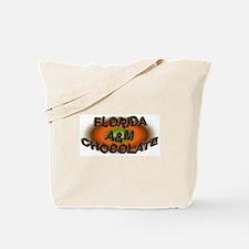 FLORIDA A&M CHOCOLATE Tote Bag