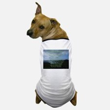 In Time of Sorrow Dog T-Shirt
