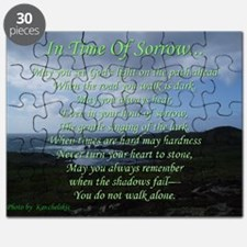 In Time of Sorrow Puzzle