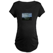 In Time of Sorrow Maternity T-Shirt