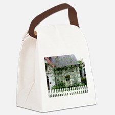 Bless This House Canvas Lunch Bag
