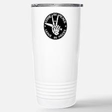 Come in Peace Travel Mug