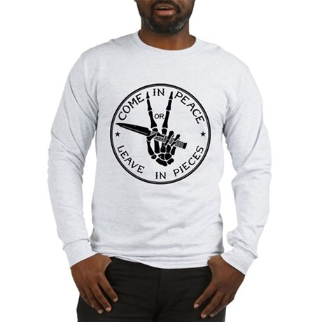 Come in Peace Long Sleeve T-Shirt