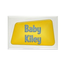 Baby Kiley Rectangle Magnet