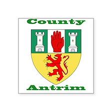 County Antrim COA Sticker