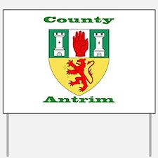 County Antrim COA Yard Sign